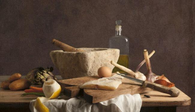 Tineke Stoffels Provence #recipes @MirabeauWine