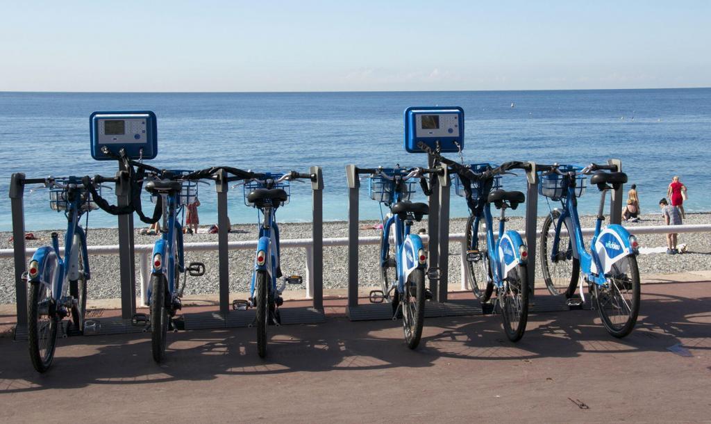 Velo Bleu #VeloBleu #Nice #CotedAzur #Nice06