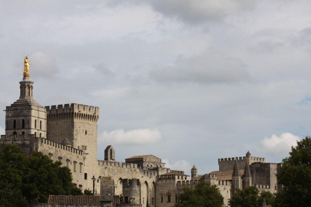 Palais des Papes Avignon @PerfProvence