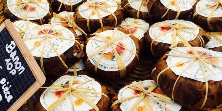 Banon Cheese #Provence @ProvenceTayls