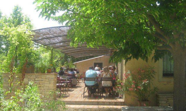 Les Souvenirs de l'Avenir #Jouques #Restaurant #Provence @Aixcentric