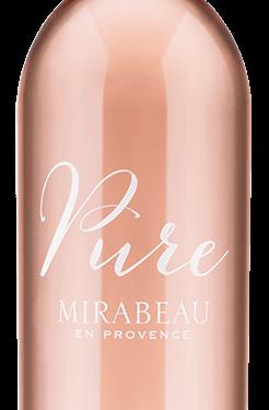 Mirabeau Pure Rose @MirabeauWine #WinesofProvence