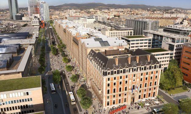 quartier joliette arenc docks #Marseille @Aixcentric