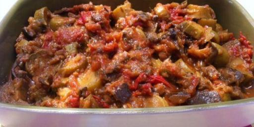 Ratatouille Recipe @FibiTee Provence