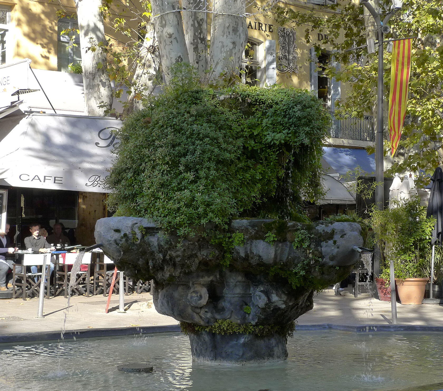 Favorite things about aix en provence for Piscine yves blanc aix
