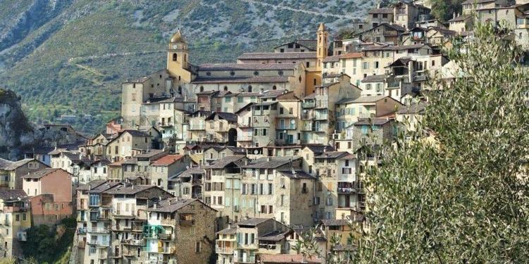 Provence Villages Saorge #Saorge @unxplorer