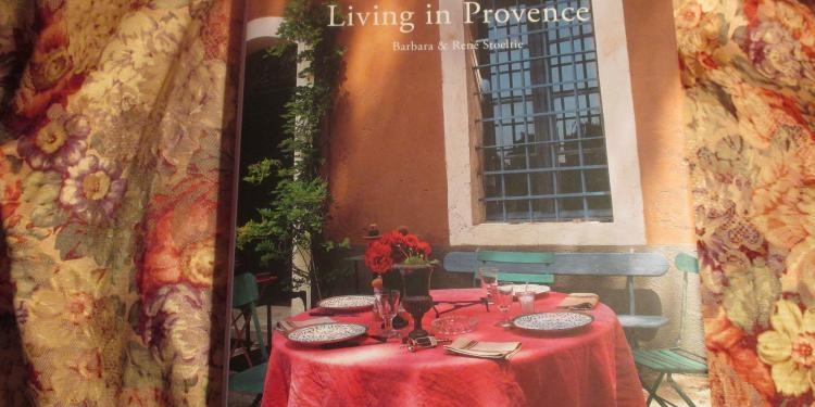 Living in Provence #book #BookReview #Provence @MaryJaneDeeb