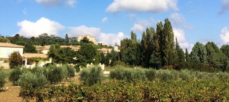 La Bastide d'Engras @alabreche_annie #Provence Gardoise