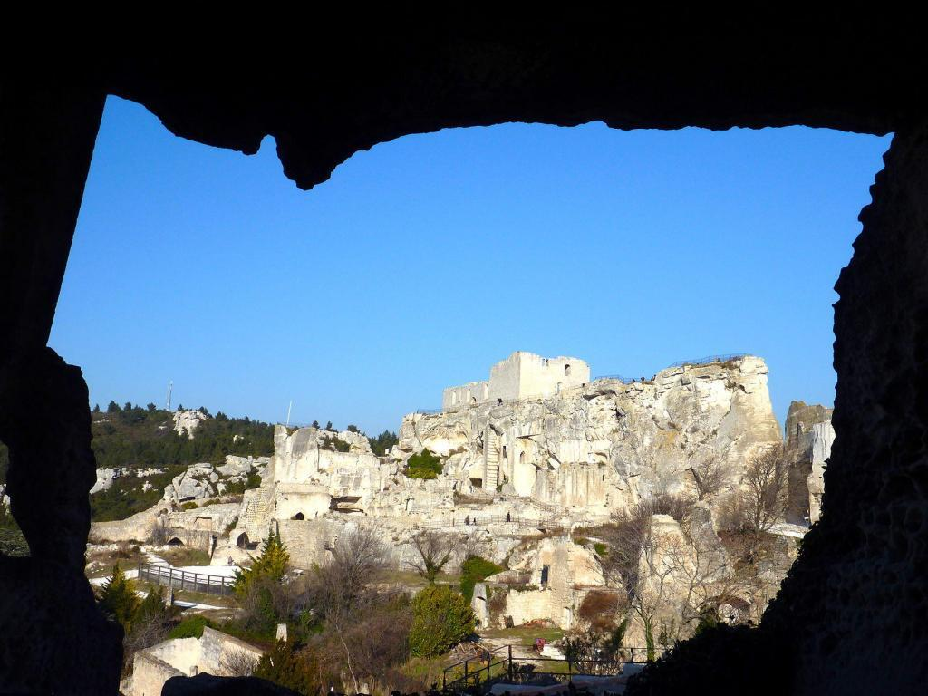 Les Baux Views #LesBauxdeProvence #StRemy #ExploreProvence @PerfProvence