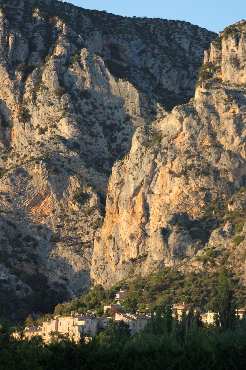 Moustiers Saint-Marie Var Gorges du Verdon
