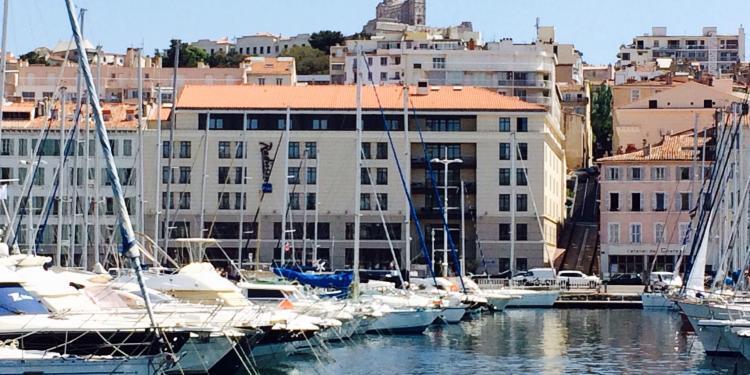 Marseille Vieux Port #Marseille #Provence @ProvenceTayls