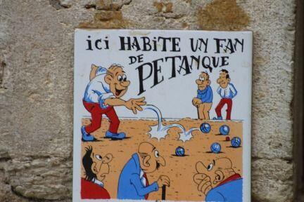 Petanque #Petanque #Provence @GingerandNutmeg