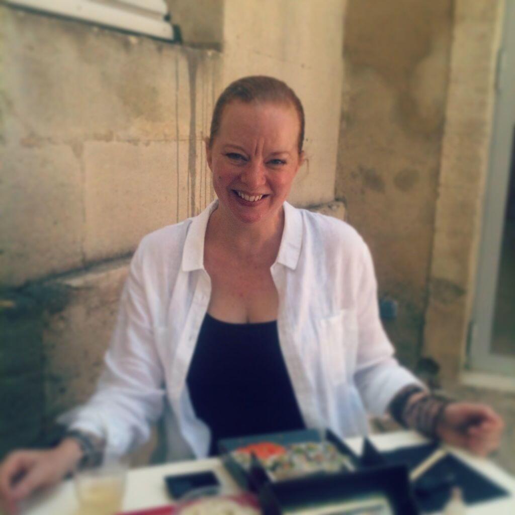 Heather Robinson @LostinArles @HeatherRobinson
