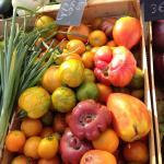 Petits Farcis beef stuffed tomato Provence @ElizabethBard