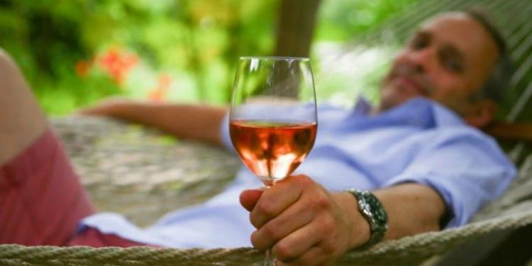How to drink rose #WinesofProvence @MirabeauWine