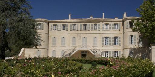 Chateau d'Estoublon Wines Provence Les Baux