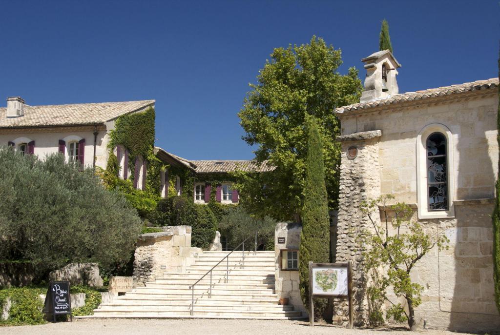 Chateau d'Estoublon #WinesofProvence @PerfProvence