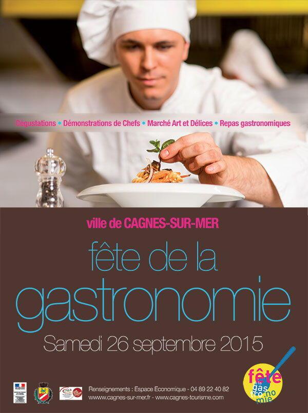 FETE DE LA GASTRONOMIE @CagnessurMer