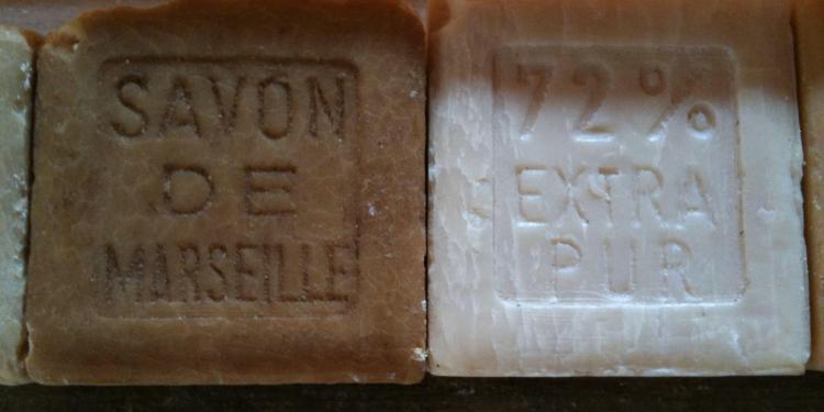 Savon de Marseille #Soap #Marseille #SavondeMarseille @PerfProvence