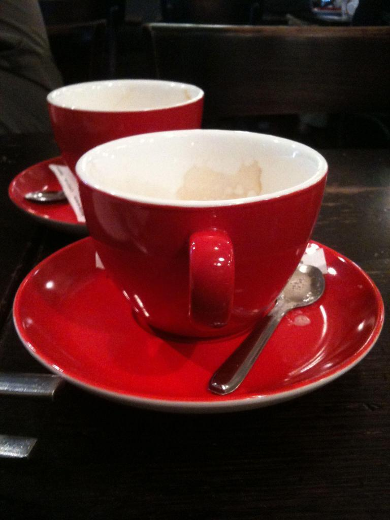 Coffee for two @PerfProvence