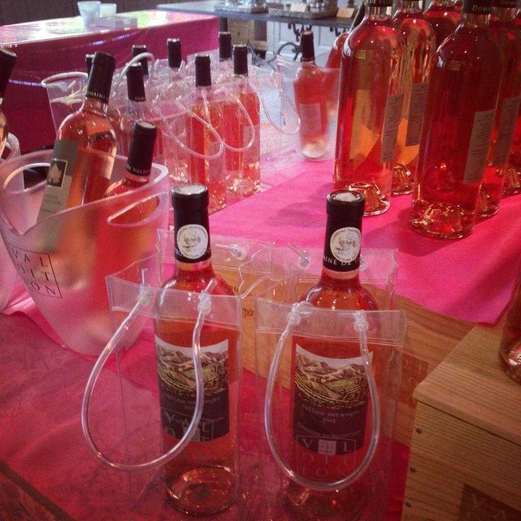 Rose #WinesofProvence @PerfProvence