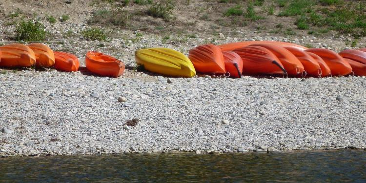 Kayaking #Kayaking #Provence @PerfProvence