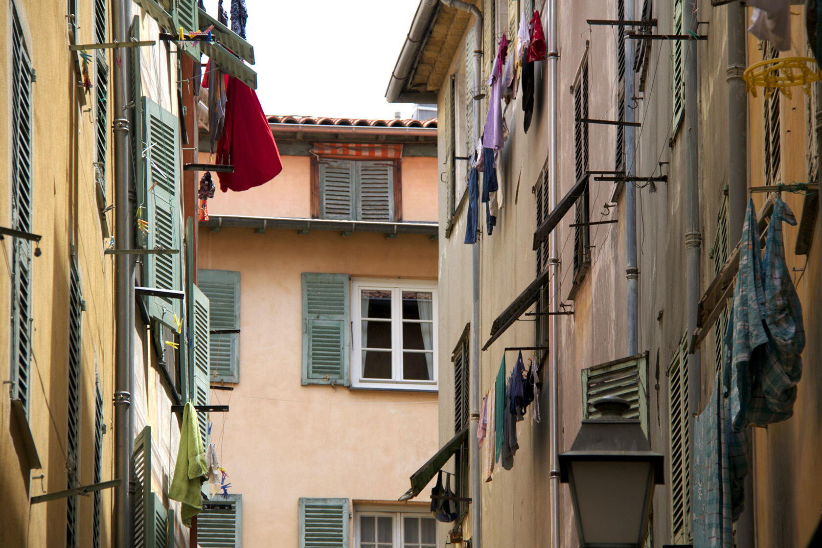 Vieux Nice Old Nice French Riviera Cote d'Azur