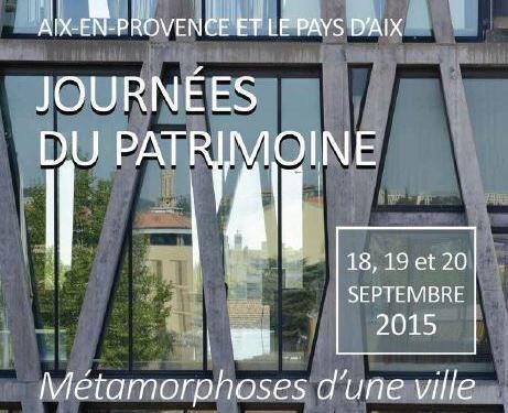 Journees du Patrimoine #AixenProvence @MinistereCC
