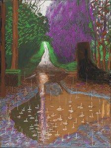David Hockney Arles @FondationVanGogh