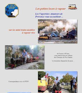 Les Vaporistes Amateurs de Provence @Aixcentric