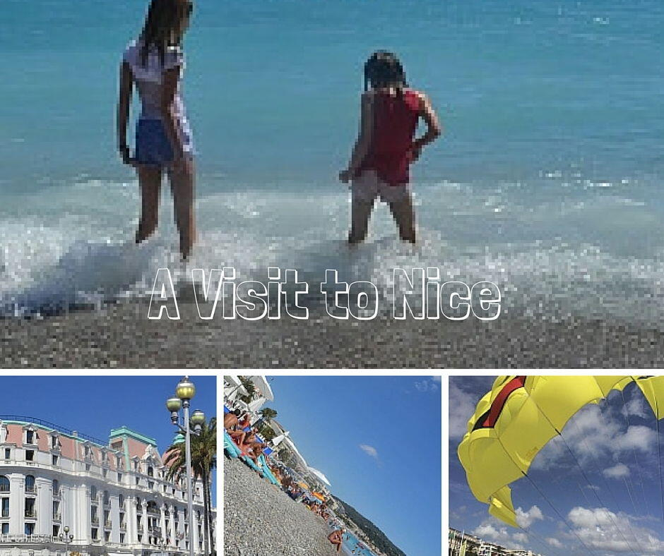 A Visit to Nice #Nice #CotedAzur #FrenchRiviera @DreamyProvence
