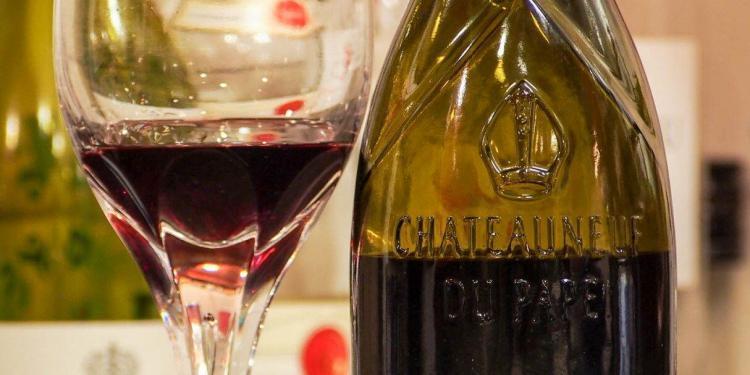 Adissat's Chateauneuf-du-Pape cuvee Gabrielle 2011 @Susan_PWZ