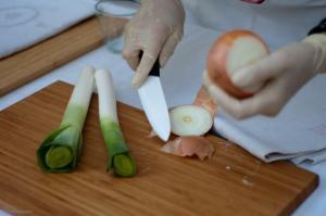 Leeks and Onions