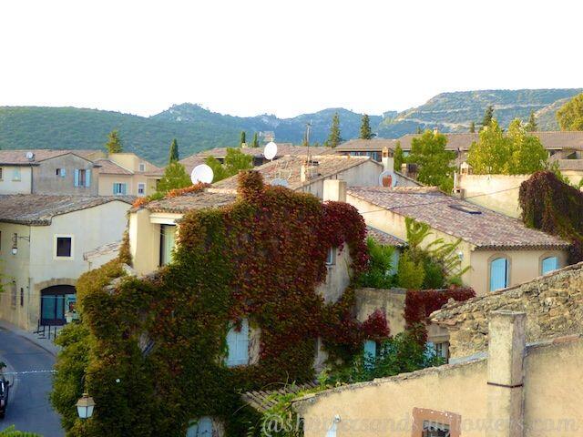 Dusk in #Lourmarin #Provence @ShutrsSunflowrs