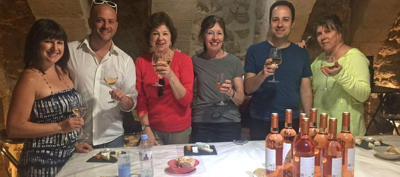 Gout et Voyage Tours Provence Wine Tasting