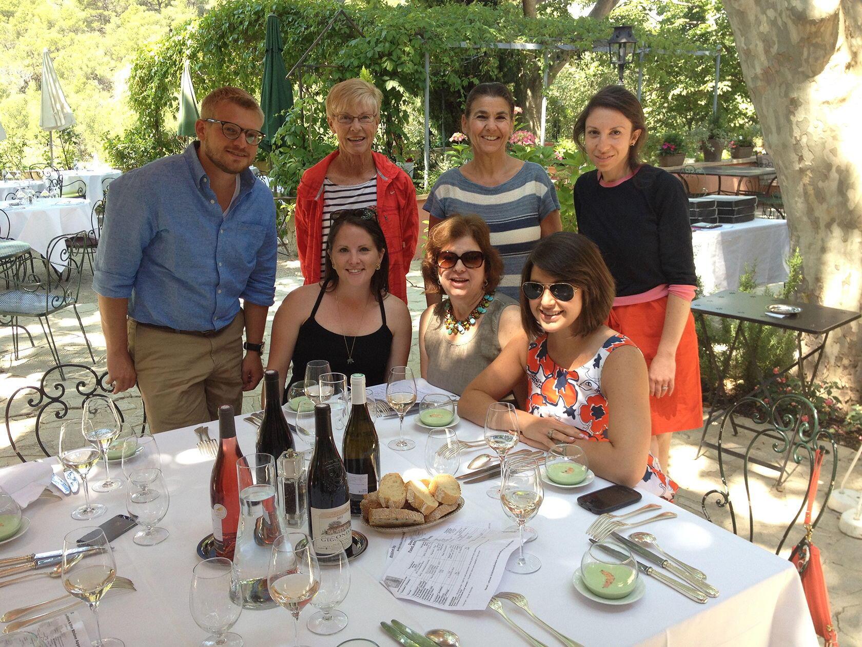 Gout et Voyage Tours Provence