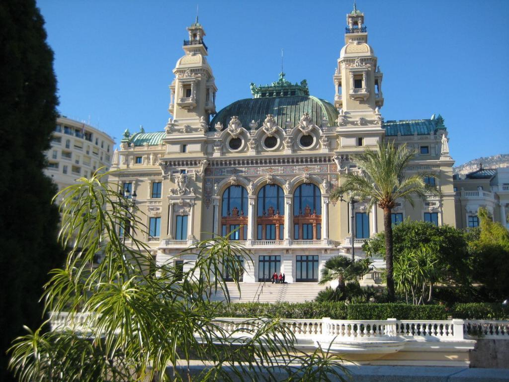 Monaco Casino Monte Carlo @JaneDunning