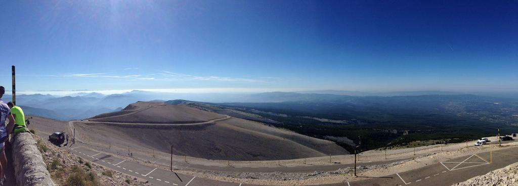 Mont Ventoux Panorama @PerfProvence