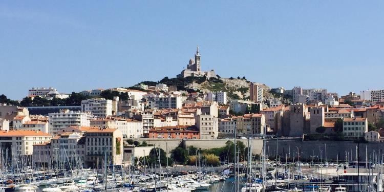 Vieux Port #Marseille @ProvenceTayls