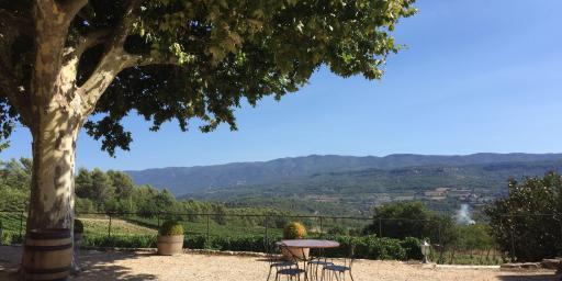 Domaine de Font Alba #WinesofProvence #Apt @ProvenceTayls