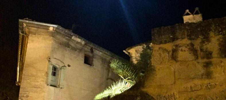 Uzes at Night #Uzes @bfblogger2015