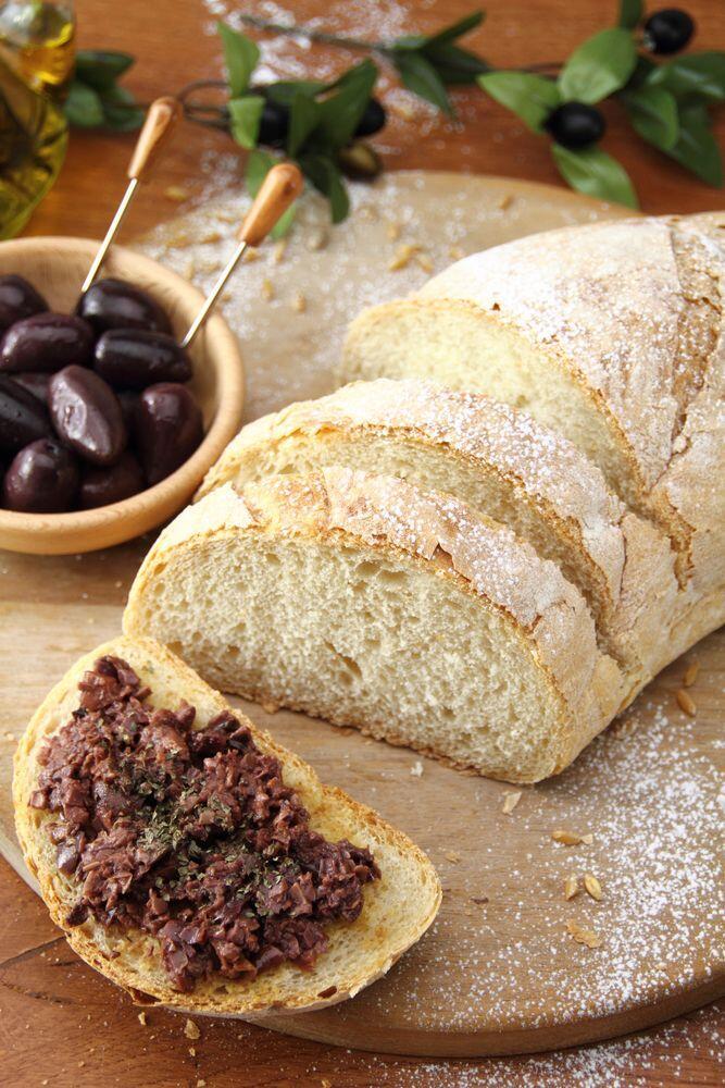 Black Olive Tapenade Olives Provence