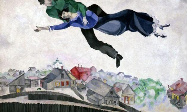 Carrieres de Lumieres Chagall @Culturespace