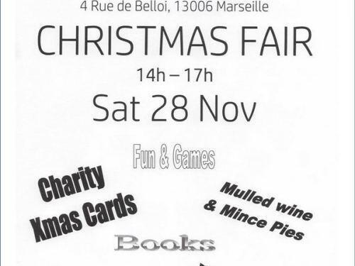 Christmas Fair #Marseille @Aixcentric