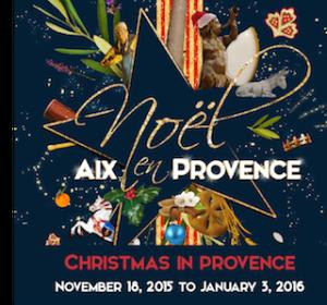 Christmas Markets #AixenProvence @Aixcentric