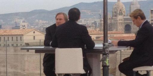 Netflix Filiming #Marseille Photo Manon Gary @LaProvence