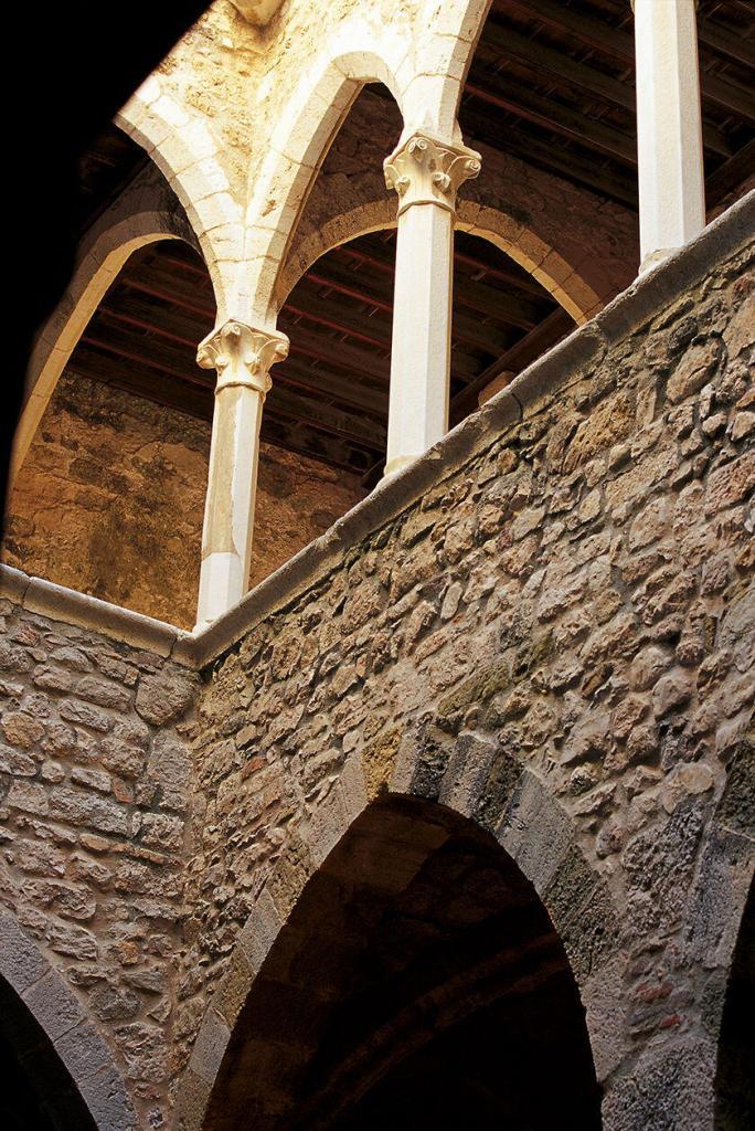 Abbaye de Lerins #CotedAzur L'ile Saint Honorat