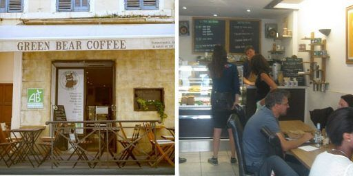 Green Bear Coffee Cafe #Marseille #Restaurants @Aixcentric