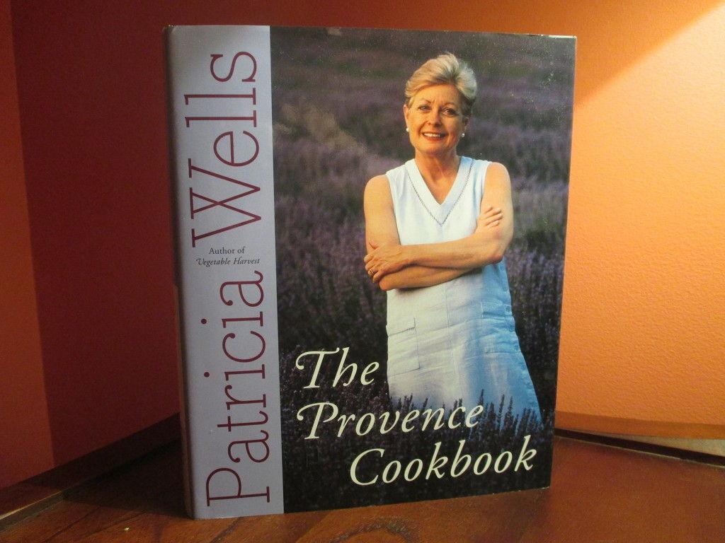 Patricia Wells The Cookbook @MaryJaneDeeb