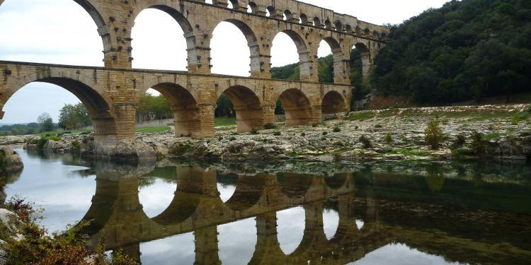 Pont du Gard #PontduGard @PerfProvence